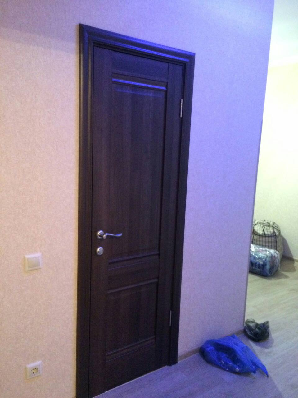 установка железной двери в химках