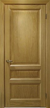Дверь шпонированная Атлантис 2 глухая - фото 36378