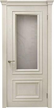 Дверь шпонированная Венера остекленная - фото 36422