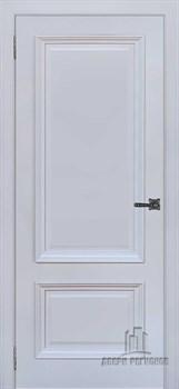 Дверь шпонированная Неаполь-1 глухая - фото 36423