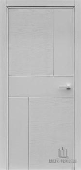 Дверь шпонированная FUSION ART LINE глухая - фото 36468