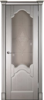 Дверь шпонированная Виктория остеленая - фото 38307