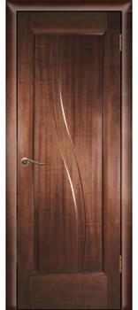 Дверь шпонированная Силуэт Глухая - фото 38330