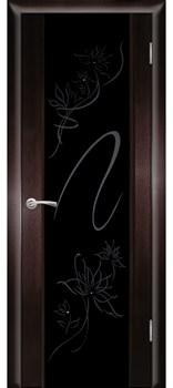 Дверь шпонированная Плаза-3 - фото 38336