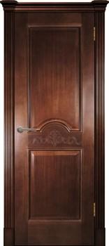 Дверь шпонированная Париж фреза глухая - фото 38365