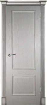 Дверь шпонированная Прага глухая - фото 38374