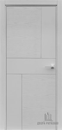 Дверь шпонированная FUSION ART LINE глухая