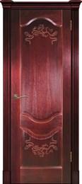 Дверь шпонированная Прованс-2 глухая