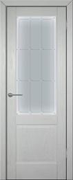 Дверь шпонированная Прованс-12 остеклеоная