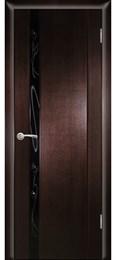 Дверь шпонированная Плаза-1
