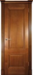 Дверь шпонированная Прага глухая
