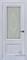 Дверь шпонированная Неаполь-1 остекленная - фото 36434