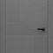 Дверь шпонированная FUSION ART LINE глухая - фото 36473