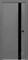 Дверь шпонированная UNO ART LINE остекленная - фото 36484