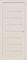 Дверь шпонированная 225 New Line  - фото 36497