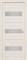 Дверь шпонированная 226 New Line - фото 36506