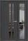 Дверь UNILINE SOFTTOUCH 30008 - фото 36621