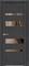 Дверь UNILINE SOFTTOUCH 30013 - фото 36625