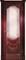 Дверь шпонированная Прованс-2 остекленная - фото 38203