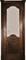 Дверь шпонированная Прованс-4 остекленная - фото 38211