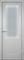 Дверь шпонированная Прованс-12 остеклеоная - фото 38287