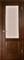 Дверь шпонированная Прованс-12 остеклеоная - фото 38288