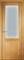 Дверь шпонированная Прованс-12 остеклеоная - фото 38289