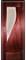 Дверь шпонированная Даяна остекленая - фото 38326