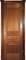 Дверь шпонированная Оливия ШП глухая - фото 38343
