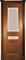 Дверь шпонированная Оливия ШП Остекленая - фото 38345