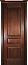 Дверь шпонированная Оливия классика глохая - фото 38357