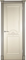 Дверь шпонированная Париж фреза глухая - фото 38366