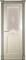 Дверь шпонированная Париж фреза остекленая - фото 38370