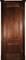 Дверь шпонированная Прага глухая - фото 38373