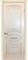 Дверь межкомнатная Вуаль глухая - фото 40222
